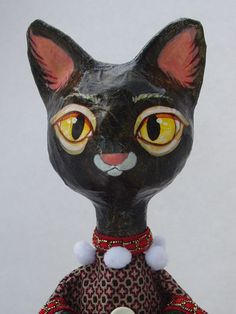 puppets and cats... whats not to love?