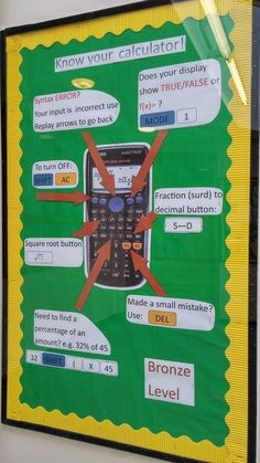 Resources and ideas for mathematics classroom displays Teaching Displays, Class Displays, School Displays, Teaching Ideas, Classroom Displays Secondary, Secondary Math, Numeracy Display, Math Classroom Decorations, Math Wall