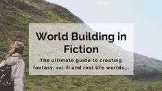 Ever wondered how to make your fantasy fiction authentic? It all starts with world-building...