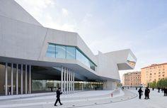 Museu MAXXI / Zaha Hadid Architects