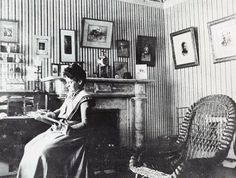 Bertha Haas in the s