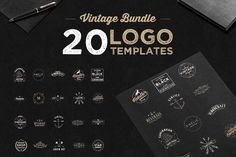 20 Logo Templates by Interbrand on Creative Market