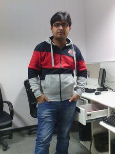 Designer Nakul Anand