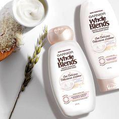 Request a free sample of Garnier Fructis Whole Blends Oat Delicacy shampoo. Loreal Shampoo, Natural Hair Care Tips, Natural Hair Styles, Whole Blends Shampoo, Lip Scrub Homemade, Homemade Facials, Vegan Beauty, Soft Hair, Up Dos