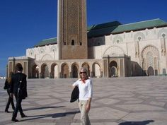 Casablanca, Morocco Casablanca Morocco, Meeting New People, Traveling By Yourself, Louvre, Spaces, Adventure, Building, Buildings, Meeting Someone New