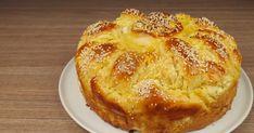 Η πιο αφράτη, η πιο νόστιμη και η πιο... εμφανίσιμη τυρόπιτα που έχετε γευτεί και δεν είναι άλλη από την τυρόπιτα φόρμας... Greek Recipes, Pie Recipes, Healthy Recipes, Healthy Food, Savoury Cake, Macaroni And Cheese, French Toast, Bakery, Good Food