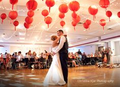 paper lanterns for weddings Wedding Receptions, Wedding Vows, Wedding Blog, Dream Wedding, Wedding Paper, Lanterns Decor, Paper Lanterns, Up Balloons, Wedding Trends