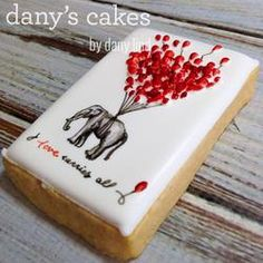 Elephant Love by Dany's Cakes