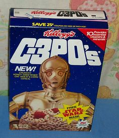 For a balanced, droidy breakfast!
