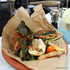 Buca di Bacco gives us Italian comfort food as well as beautifully presented Italian street food - Broadbeach, Gold Coast.