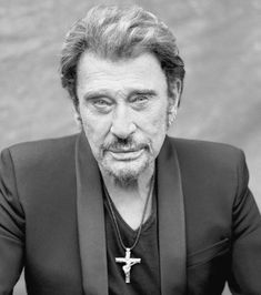 Photo extraite de 15 citations de Johnny Hallyday que l'on oubliera jamais (15 photos)