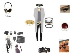 """""""Vocaloid: YOHIOloid"""" by rascaldiva ❤ liked on Polyvore featuring moda, Citizens of Humanity, Isabel Marant, ASOS, McQ by Alexander McQueen, Pixie Grey, Eklexic, Frends, Eddie Borgo y Kate Spade"""
