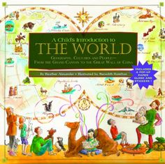 Readers travel around the globe, from Greenland to Tasmania, learning the locations and characteristics of continents, countries, and states and provinces in this lively introduction to our world. Starting with the basics—hemispheres, latitude and longitude, continental drift, map notation, landforms, population density, and more—the book gives kids a solid foundation to begin exploring world geography.