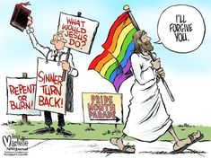 Remember Jesus preached love and acceptance, this is what christianity is built on. He would accept LGBT. Lgbt Quotes, Lgbt Memes, Funny Memes, Lgbt Community, Cute Gay, Gay Pride, Pansexual Pride, Fandom, Equality