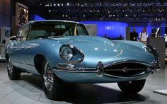 1961 Jaguar E Type Series 1