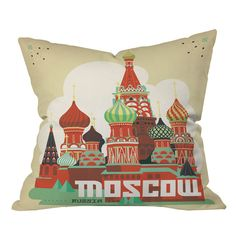 Anderson Design Group Moscow Pillow