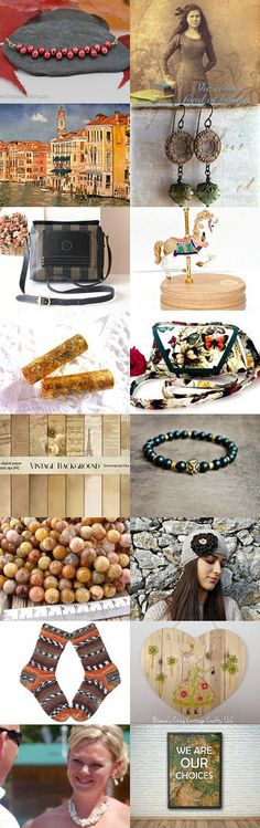 We are our choices by Marianne on Etsy--Pinned+with+TreasuryPin.com