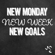 Out with the old and in with the new! #MotivationalMonday Anytime Fitness Gym, New Week New Goals, Fitness Studio, Favorite Words, Health Fitness, Fitness Goals, Happy Monday, Monday Motivation, Wisdom