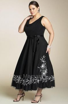 Shopping is a tiring experience when you discover that the cutting or size does not fit properly or either of it is half a size smaller or larger than it should be. Here are some of the tips which can truly assist you in getting Perfect Dresses for Plus Size Women for Cocktail Parties