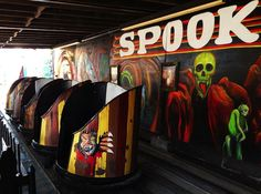 Jeepers Creepers! Why Dark Rides Scare the Pants Off Us