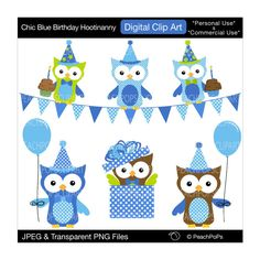 owl clip art $5 cutest thing ever
