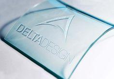 Delta Design Studio - a sample logo design for an architectural studio