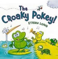 Library Village: Preschool Story Time - Frogs!