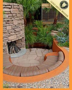 Jim Fogarty Landscape Design   Show Gardens   The Australian Garden