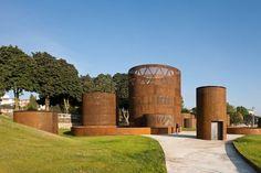 Lugo, Spain  Museo Interactivo de la Historia de Lugo  Nieto Sobejano Arquitectos