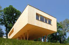 Einfamilienhaus in Niederösterreich / Unter den Eichen - Architektur und Architekten - News / Meldungen / Nachrichten - BauNetz.de