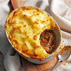 Leftover lamb shepherd's pie Recipe | delicious. Magazine free recipes
