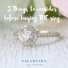 Thinking of buying the engagement ring? Read these tips before you do & save your self a lot of hassle down the road. Buying An Engagement Ring, Engagement Rings, 5 Things, Infographics, How To Find Out, This Or That Questions, Diamond, Tips, Stuff To Buy