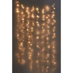 Anthropologie Stargazer Copper Curtain Lights, 7' Plug-In ($78) ❤ liked on Polyvore featuring home, home decor, copper, anthropologie, copper home decor, copper home accessories and anthropologie home decor