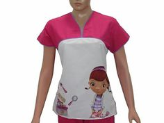 Scrubs Uniform, Scrub Tops, Work Attire, Apron, Suits, Sewing, Pattern, How To Wear, Style