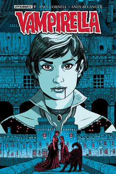 Vampirella #7 (Cover B, Andy Belanger).