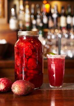 Prickly Pear Margarita Recipe....I think I'll take a keg of it please!!!