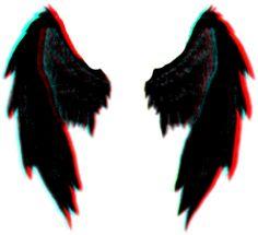 tile demon devil neon - Sticker by ステファニ Wings Wallpaper, Angel Wallpaper, Glitch Wallpaper, Cute Emoji Wallpaper, Dark Wallpaper, Cute Eyes Drawing, Wings Drawing, Drawing Base, Emoji Photo
