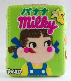 Popquilts - Milky Peko   Julie Ansiau