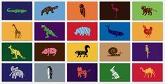 Animais tipográficos