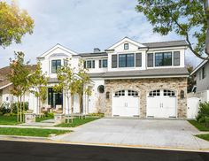 California Cape Cod Home Design