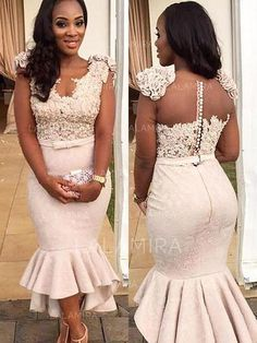 Prom Dress For Teens, Trumpet/Mermaid Sleeveless V-neck Satin Beading Asymmetrical Dresses cheap prom dresses, beautiful dresses for prom. Best prom gowns online to make you the spotlight for special occasions. Grad Dresses Short, V Neck Prom Dresses, Prom Dresses For Sale, Mermaid Prom Dresses, Bridesmaid Dresses, Wedding Dresses, Chiffon Dresses, Short Prom, Satin Dresses