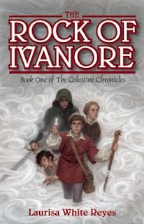 Book Blast ($50 Giveaway): The Rock of Ivanore by Laurisa White Reyes #giveaway