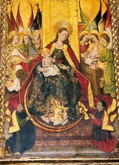 Pintura gótica en Aragón: 6) Gótico Naturalista. Tomás Giner y Martín de Soria.