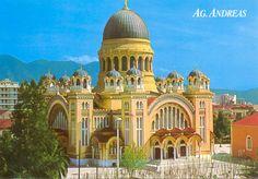 Ιερός ναός του Αγίου Ανδρέου Πάτρας