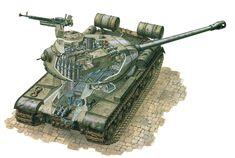 IS2 - Tank Schematics/Blueprints - SUBSIM Radio Room Forums
