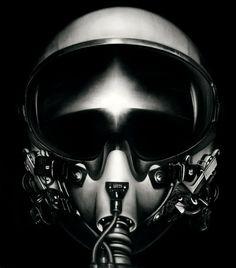 Fancy - Fighter jet pilot helmet 5
