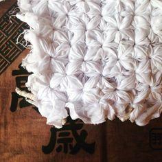 Boshi Shibori - underside
