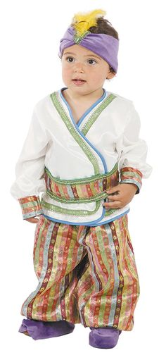 Disfraz de principito árabe