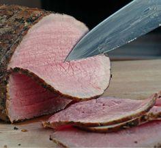 Roast beef al microonde