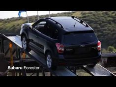"""Crossover Challenge: """"The Ramp"""" - An independent testing organization put unmodified, factory-spec, all-wheel-drive vehicles from various manufacturers through a very difficult test. See if Subaru Symmetrical All-Wheel Drive is up for the challenge in this entertaining video. #Subaru"""